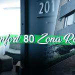Confort 80 Zona Rosa
