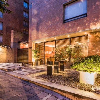 Hotel 84dc Bogotá