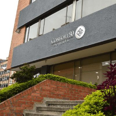 Hotel confort 80 Zona Rosa Bogotá