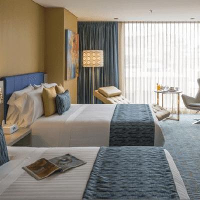 Hotel el dorado Bogotá