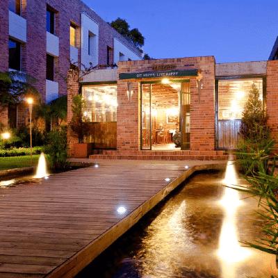 Hotel habitel Bogotá