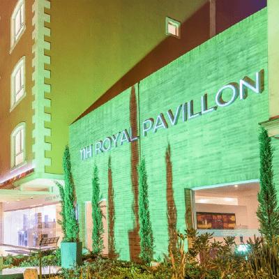Hotel nh pavillon Bogotá