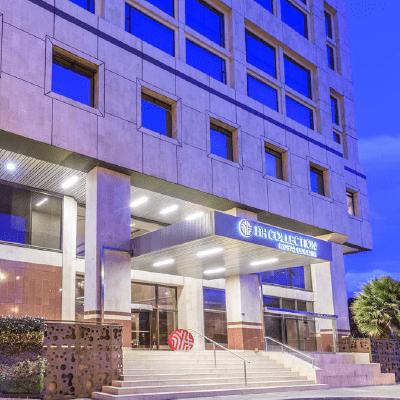 Hotel nh teleport Bogotá