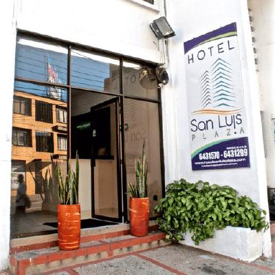Hotel San luis plaza Bucaramanga