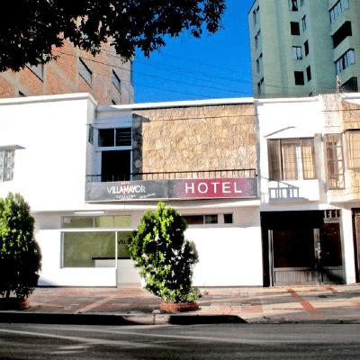 Hotel villamayor Bucaramanga