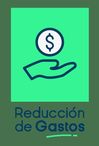 Reduccion de gastos Bookiby
